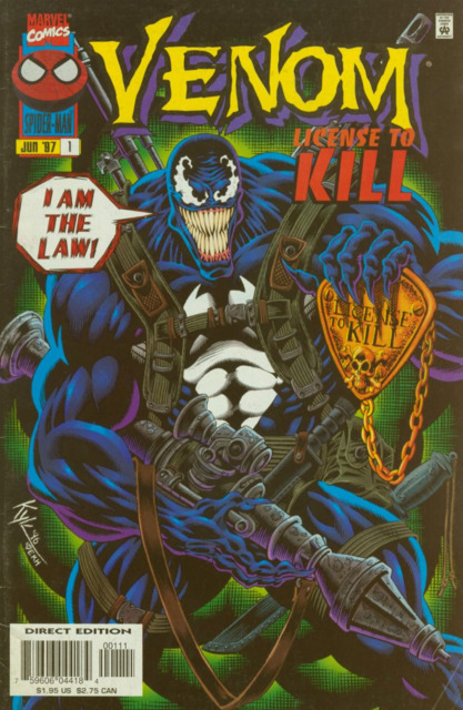 Venom: License to Kill (1997) Complete Bundle - Used