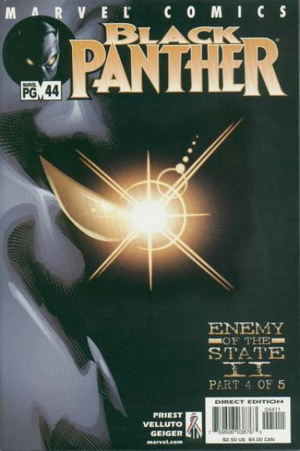 Black Panther (1998) no. 44 - Used