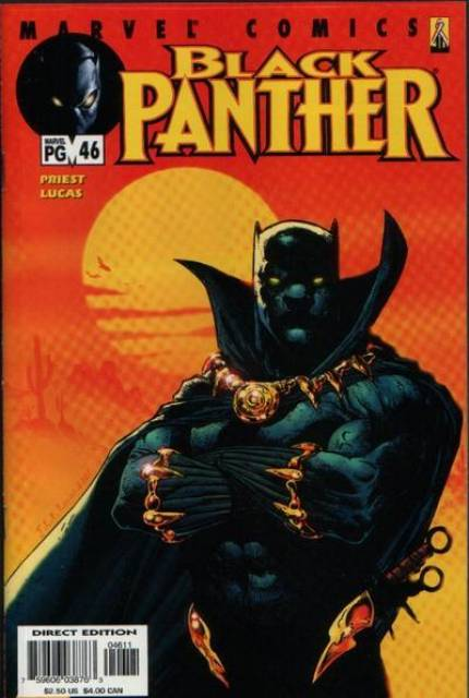 Black Panther (1998) no. 46 - Used
