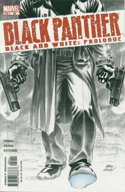 Black Panther (1998) no. 50 - Used