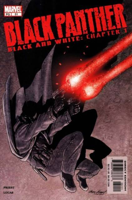 Black Panther (1998) no. 51 - Used