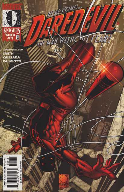 Daredevil (1998) no. 1 - Used