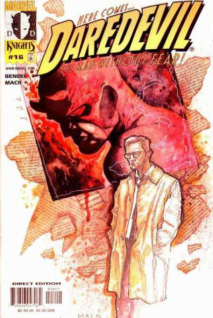 Daredevil (1998) no. 16 - Used