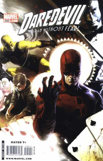 Daredevil (1998) no. 500 - Used