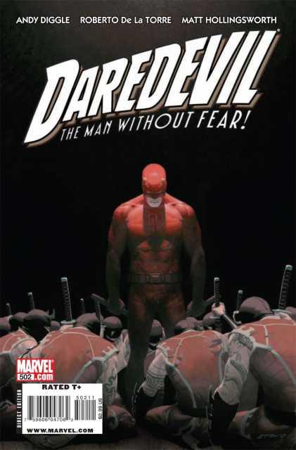 Daredevil (1998) no. 502 - Used