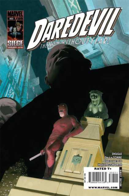 Daredevil (1998) no. 503 - Used