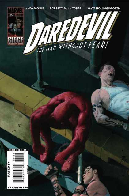 Daredevil (1998) no. 504 - Used
