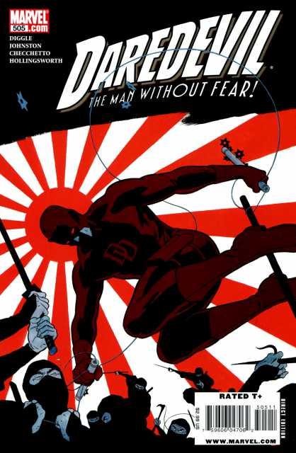 Daredevil (1998) no. 505 - Used