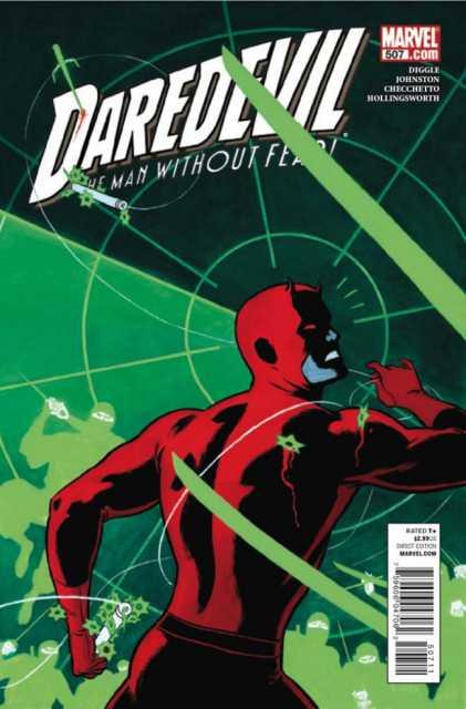 Daredevil (1998) no. 507 - Used