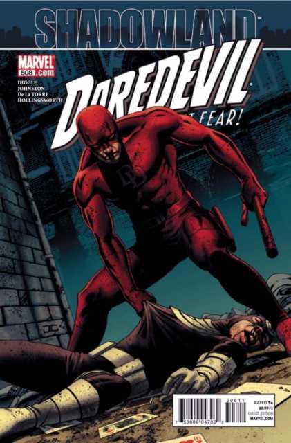 Daredevil (1998) no. 508 - Used