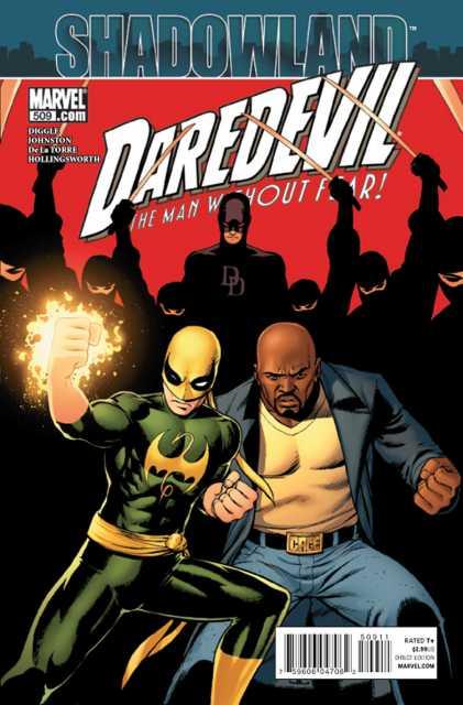 Daredevil (1998) no. 509 - Used
