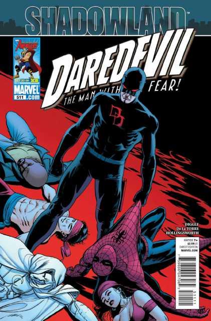 Daredevil (1998) no. 511 - Used