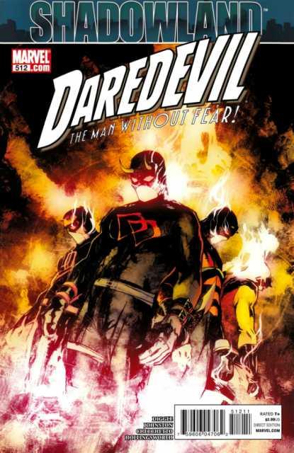 Daredevil (1998) no. 512 - Used
