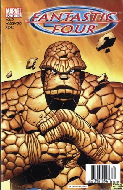 Fantastic Four (1961) Volume 3 (1998) no. 61 - Used