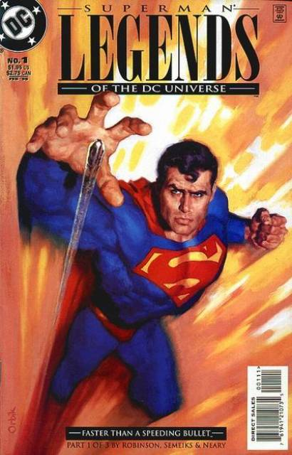 Legends of the DC Universe (1998) no. 1 - Used