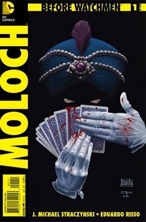 Before Watchmen: Moloch (1998) Complete Bundle - Used