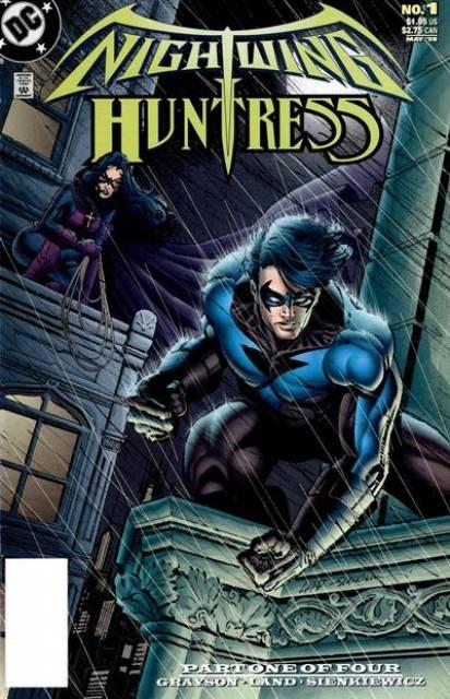 Nightwing Huntress (1998) Complete Bundle - Used