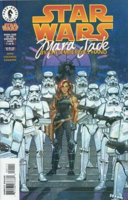 Star Wars: Mara Jade: By The Emperor's Hand (1998) Complete Bundle - Used