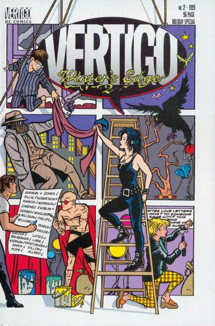 Vertigo Winter's Edge (1998) no. 2 - Used