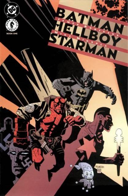Batman Hellboy Starman (1999) Complete Bundle - Used