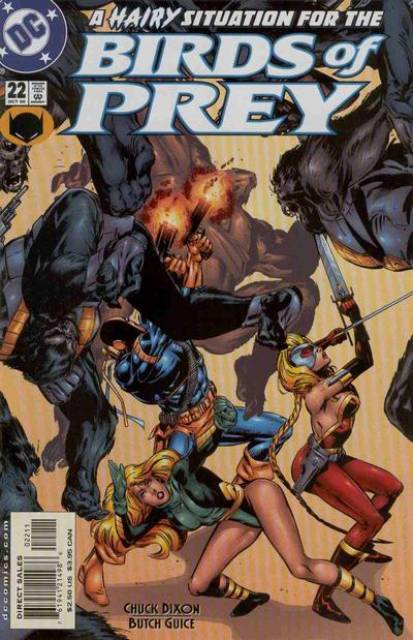 Birds of Prey (1999) no. 22 - Used