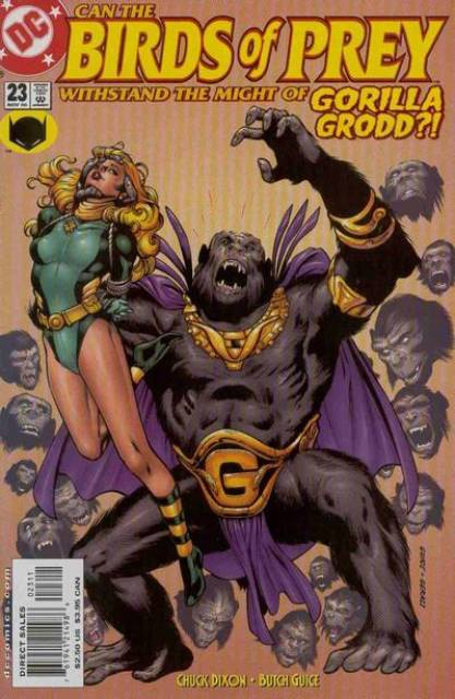Birds of Prey (1999) no. 23 - Used