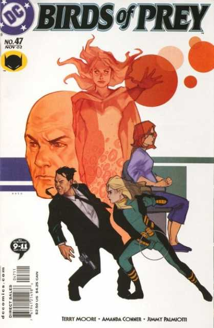Birds of Prey (1999) no. 47 - Used