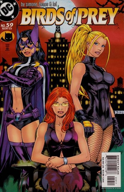 Birds of Prey (1999) no. 59 - Used
