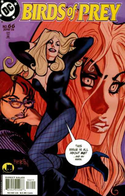 Birds of Prey (1999) no. 66 - Used