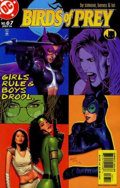 Birds of Prey (1999) no. 67 - Used
