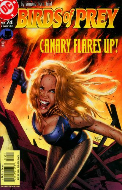 Birds of Prey (1999) no. 74 - Used