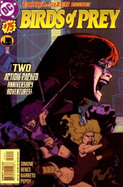 Birds of Prey (1999) no. 75 - Used