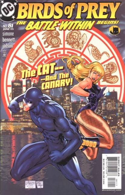 Birds of Prey (1999) no. 81 - Used