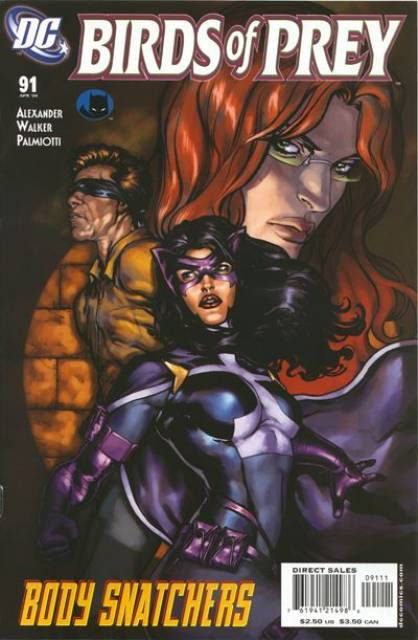 Birds of Prey (1999) no. 91 - Used