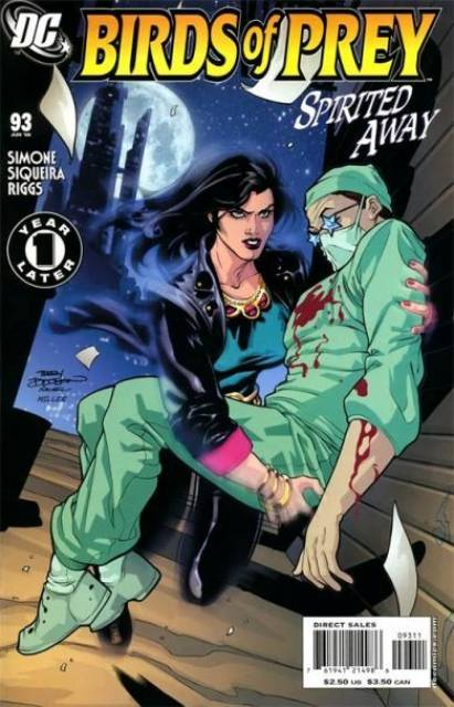 Birds of Prey (1999) no. 93 - Used
