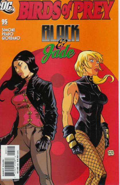Birds of Prey (1999) no. 95 - Used