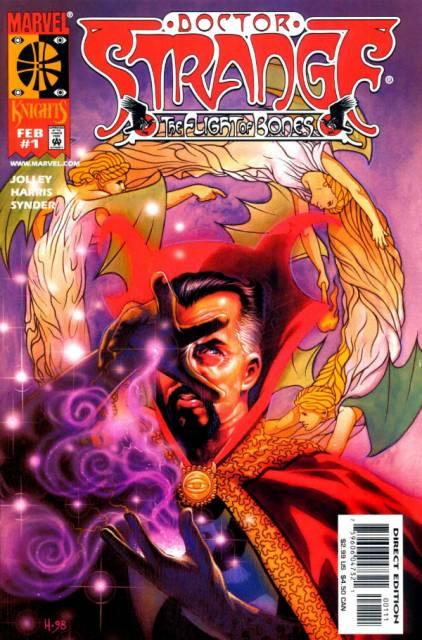 Doctor Strange (1999) Complete Bundle - Used