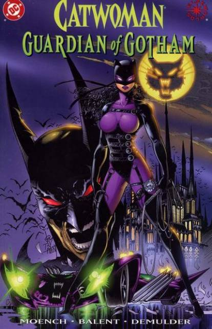 Catwoman Guardian of Gotham (1999) Complete Bundle - Used
