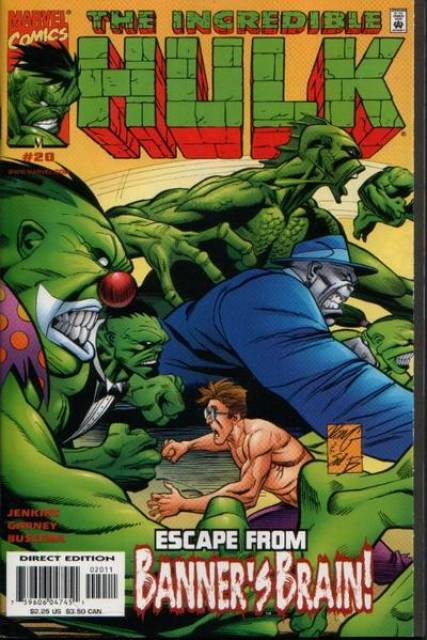 Incredible Hulk (1999) no. 20 - Used