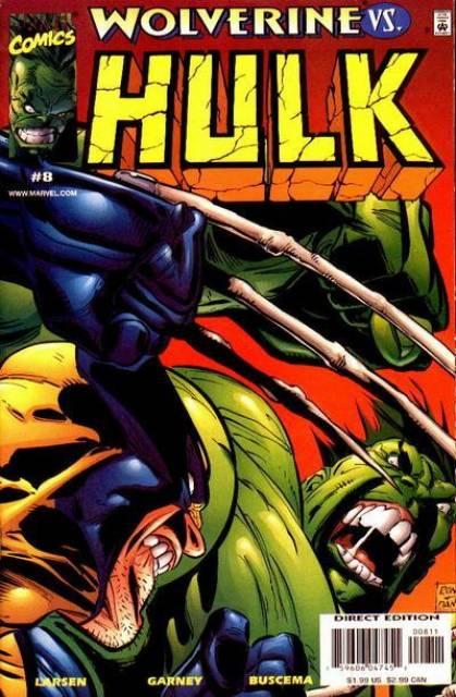Incredible Hulk (1999) no. 8 - Used