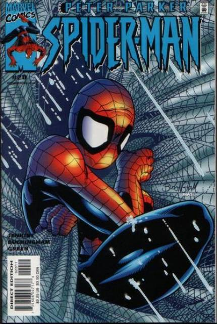 Peter Parker Spiderman (1999) no. 20 - Used