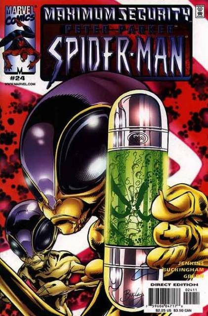 Peter Parker Spiderman (1999) no. 24 - Used