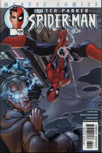 Peter Parker Spiderman (1999) no. 34 - Used