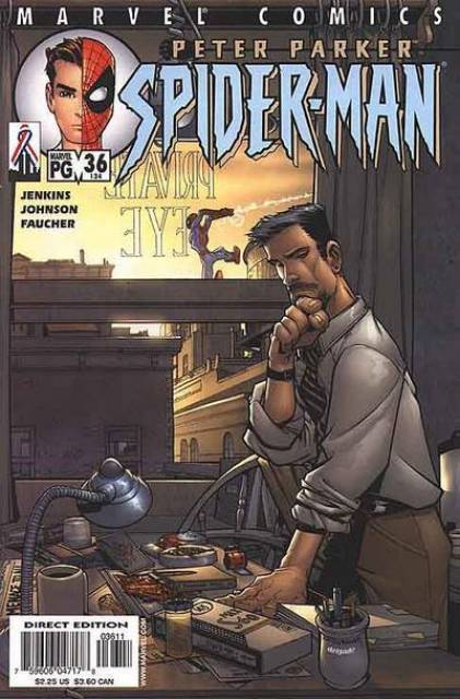 Peter Parker Spiderman (1999) no. 35 - Used