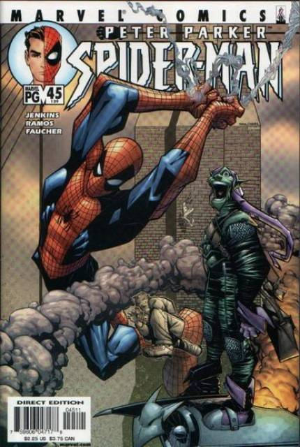 Peter Parker Spiderman (1999) no. 45 - Used