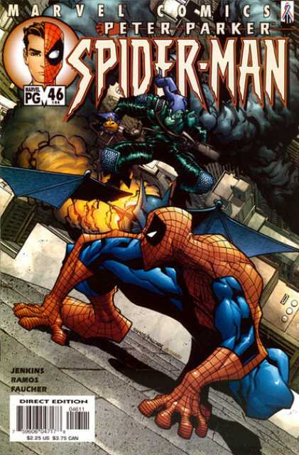 Peter Parker Spiderman (1999) no. 46 - Used
