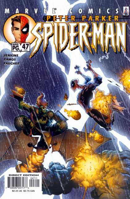 Peter Parker Spiderman (1999) no. 47 - Used