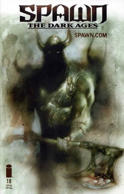 Spawn Dark Ages (1999) no. 18 - Used