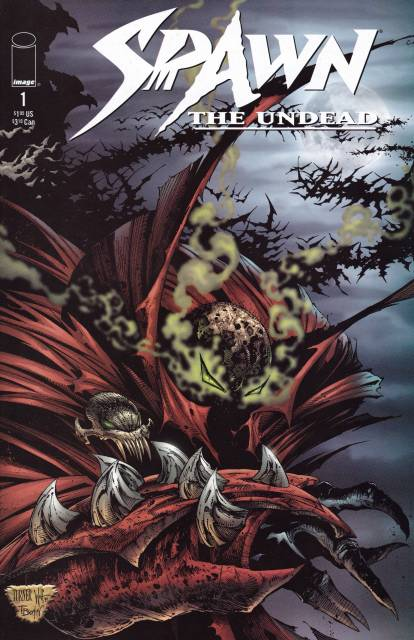 Spawn the Undead (1999) Complete Bundle - Used