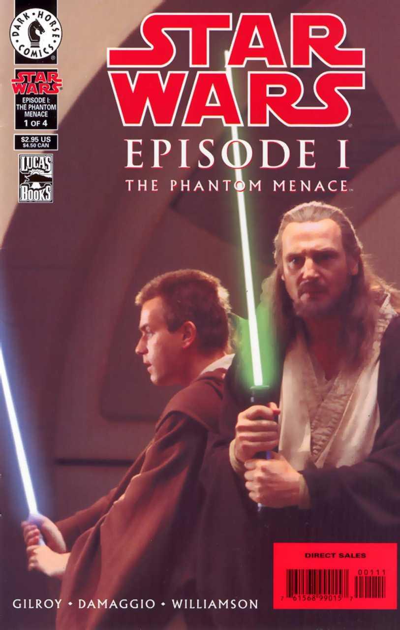 Star Wars: Episode 1: The Phantom Menace (1999) Complete Bundle - Used
